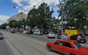 Рынок на Николаева